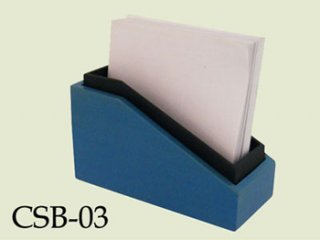 Rubber Wood Memo Holder, gift souvenirs