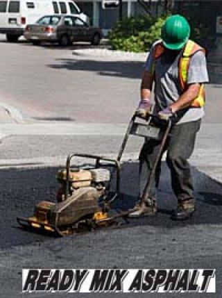 ยางมะตอยซ่อมพื้นถนน