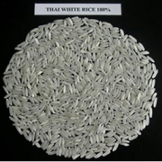 Thai White Rice 5% Broken, Thai parboiled rice