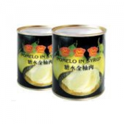 Pomelo in Syrup Canned