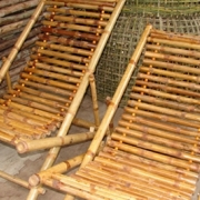 Bamboo Furniture, Bamboo poles