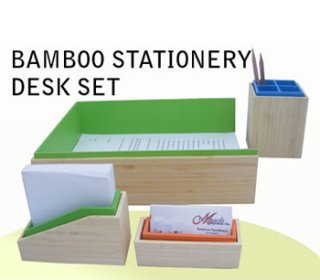 Laser Engraved Stationery Set, gift souvenirs