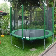 Trampoline Bed, Trampoline