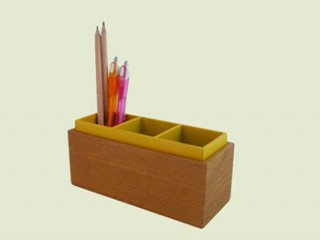 Bamboo Stationery Set, gift souvenirs