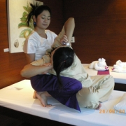 Traditional Thai Massage, Spa in Thailand