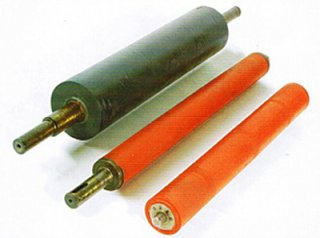 Rubber Roller, Industrial, rubber, products