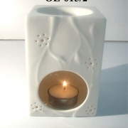 Ceramic Fragrance Burner , Ceramic Candle Holders