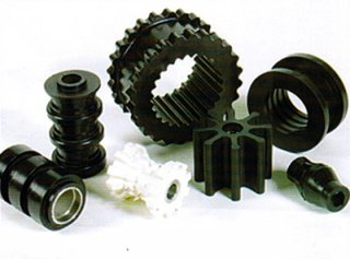 Rubber Bushings, Industrial, rubber, products