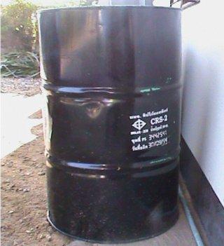 ยางมะตอยเหลว ขนาดถัง 200 ลิตร