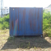 Mobile Office Container, Wire Rope