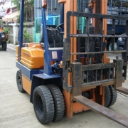Used Forklift For Sale, Wire Rope