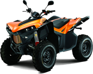 ATV รุ่น Kingcobra500