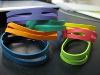 X-Band Rubber, Rubber Band