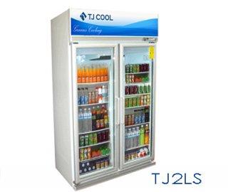 ตู้แช่เครื่องดื่ม มินิมาร์ท 2 ประตู รุ่น TJ2LS