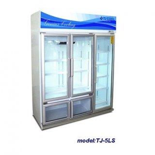 ตู้แช่เครื่องดื่ม มินิมาร์ท 5 ประตู รุ่น TJ5LU