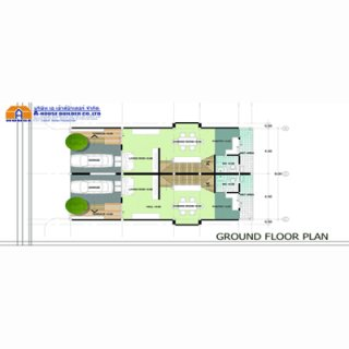 House Plans Thailand, House Building Udonthani