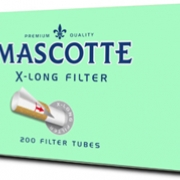Mascotte X-Long Filter, Cigarette Injector