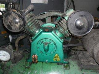 ซ่อม ปั๊มลมแบบลูกสูบ Overhaul Piston Air Compressor