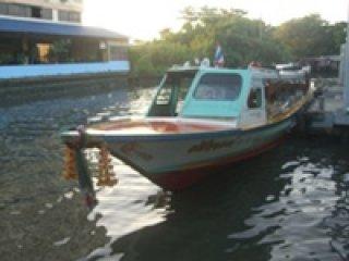 Bangkok Boat Trips