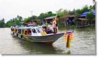 Bangkok Boat Tours