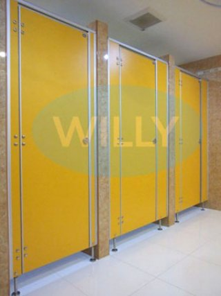 WILLY TOILET PARTITION, Toilet Partition