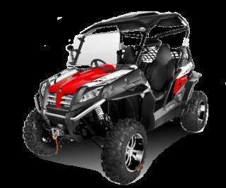 ATV รุ่น CF MOTO Z6 EX