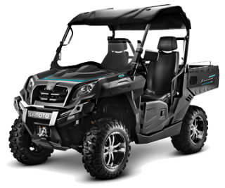 ATV รุ่น CF MOTO U8