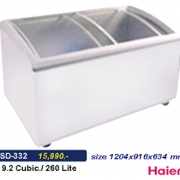 Chiller and Freezer, Freezer, Coolers