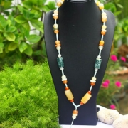Jade Necklace, Sacred Accessories