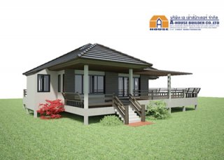 Best House Builder In Northeast, House Building Udonthani
