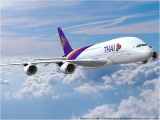 Air Freight in Thailand