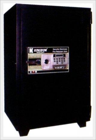 ตู้เซฟนิรภัยสีดำ