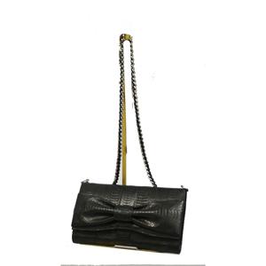 กระเป๋าหนังงูเหลือมแท้