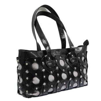 กระเป๋าถือ หนังงูทะเล