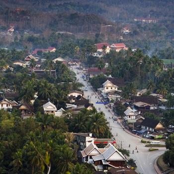 Vientiane-Luangprabang 4 days  3 nights