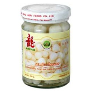 Seasoning pickled garlic-single head, Pickled Vegetable Manufacturers