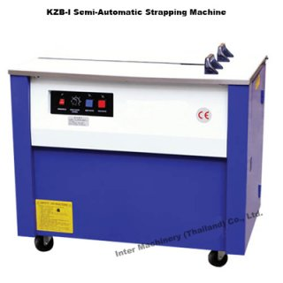 Semi-Automatic Strapping Machine, Packing Machinery