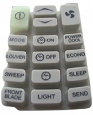 Rubber Keypad Supplier, Rubber Keypad