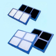 Mini Pleated Filter for Dust, Carbon Filter, nano filter manufacturer