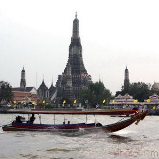 Bangkok Canal Tour
