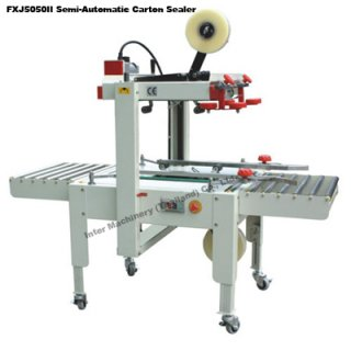 Semi-Automatic Carton Sealer, Packing Machinery