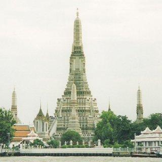 Canal Tour A (Wat Arun)