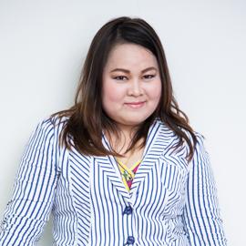 Ms. Kusuma Daengpruan, Web Designer & Data Uploader