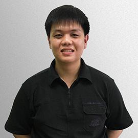 Mr. Supakorn Nasuksom, Web Designer